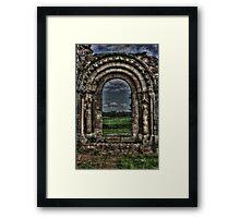 Haughmond Abbey Near Shrewsbury Shropshire Framed Print