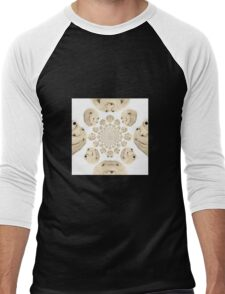 Spirograph Thomas Men's Baseball ¾ T-Shirt