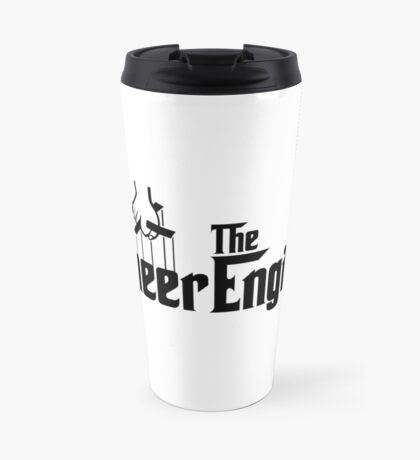 The Engineer T-Shirt Travel Mug