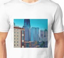 Charlotte Buildings Unisex T-Shirt