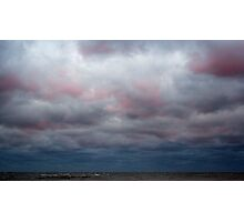 Dusk on The Atlantic Photographic Print