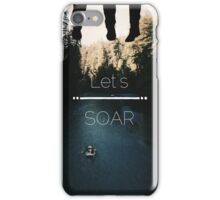 Let's Soar iPhone Case/Skin