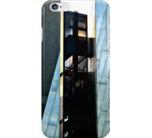 melbourne's Federation square building iPhone Case/Skin