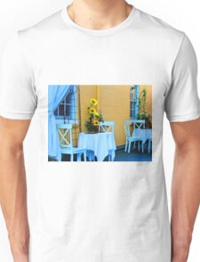 Cozy Table For Two Unisex T-Shirt