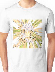 The Flower Girl Unisex T-Shirt