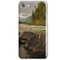 Serene River in the Forest iPhone Case/Skin