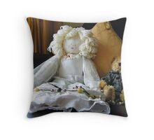 ted Throw Pillow