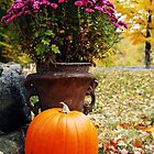 Fall Pumpkin by brooke1429