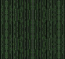 Matrix Code by boxsmasher