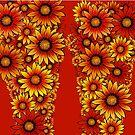 Summer Flowers by James Fosdike