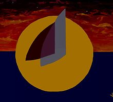 Sails@Dusk by KAHH