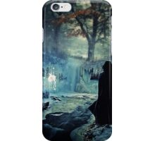 The Silver Doe BIG/Harry Potter iPhone Case/Skin