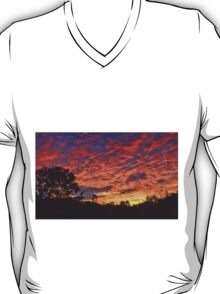 """Burning Sky"" T-Shirt"