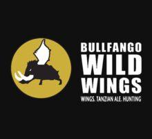 Bullfango Wild Wings - Wings, Tanzian Ale, Hunting by primeworks