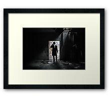 Hoodoo Framed Print