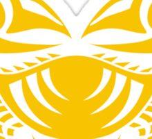 Zodiac Sign Cancer Gold Sticker