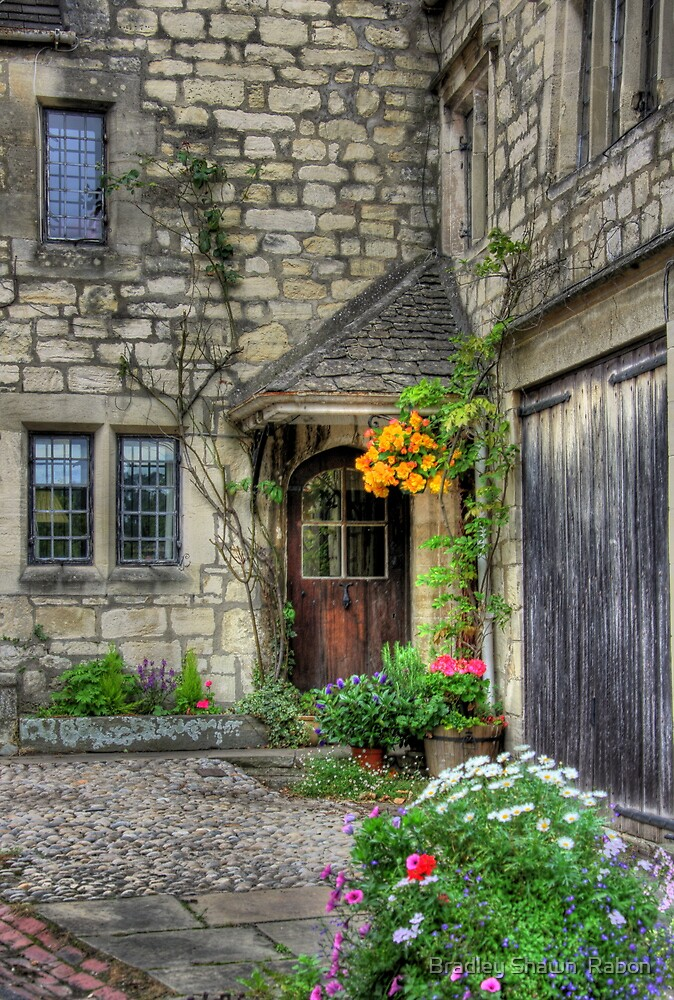 Picture Perfect Cottage By Bradley Shawn Rabon Redbubble