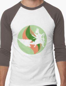 Mega Charm Mega Sceptile Men's Baseball ¾ T-Shirt