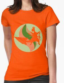 Mega Charm Mega Sceptile Womens Fitted T-Shirt