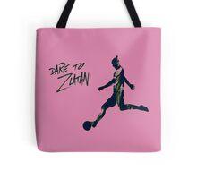 DARE TO ZLATAN 3 Tote Bag