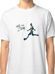 DARE TO ZLATAN 3 Classic T-Shirt