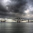 Forth Rail Bridge by Daniel Davison