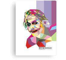 Joker WPAP Metal Print