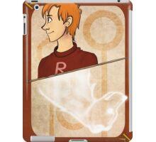 Ron Weasley Playing Card iPad Case/Skin