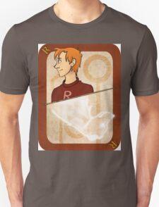 Ron Weasley Playing Card T-Shirt