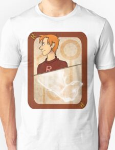 Ron Weasley Playing Card Unisex T-Shirt