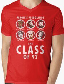 The Class of 92 Mens V-Neck T-Shirt