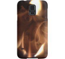 Burning Thomas Samsung Galaxy Case/Skin