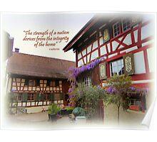 Stammheim House Poster