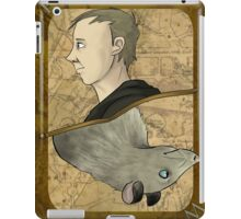 Peter Pettigrew Playing Card iPad Case/Skin