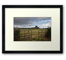 Dunbrody Abbey, County Wexford Framed Print