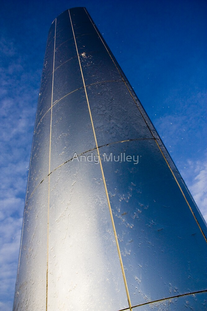 Reach on up by Andy Mulley