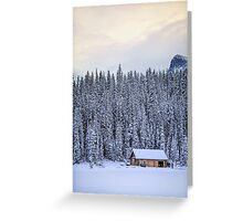 Peaceful Widerness Greeting Card