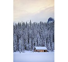 Peaceful Widerness Photographic Print