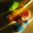Colored Q-Tips by mrthink