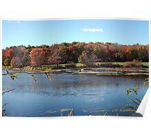 Loantaka Pond NJ Poster