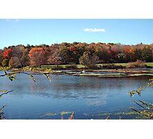 Loantaka Pond NJ Photographic Print