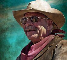 Happy Cowboy by Linda Gregory