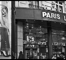 Paris Look by Patrick T. Power