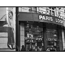 Paris Look (Art Card) by Patrick T. Power
