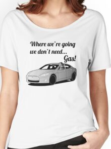 Where we're going... Women's Relaxed Fit T-Shirt