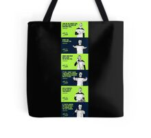 DONT ZLATAN WITH ME Tote Bag