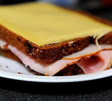 Simply a Sandwich by AJPPhotography