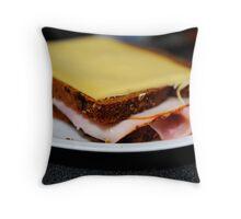Simply a Sandwich Throw Pillow
