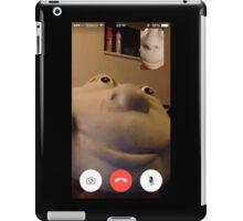 Facetime Thomas iPad Case/Skin