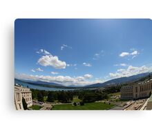 United Nations in Geneva Canvas Print